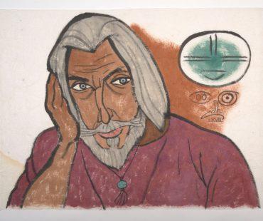 Gitz-Johansen – maler, skulptør og forfatter